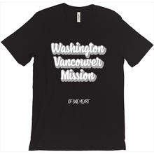 Load image into Gallery viewer, Washington Vancouver Mission T-Shirt
