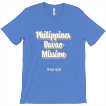 Load image into Gallery viewer, Philippines Davao Mission T-Shirt
