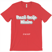 Load image into Gallery viewer, Brazil Recife Mission T-Shirt