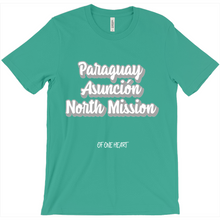 Load image into Gallery viewer, Paraguay Asunción North Mission T-Shirt