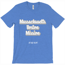 Load image into Gallery viewer, Massachusetts Boston Mission T-Shirt