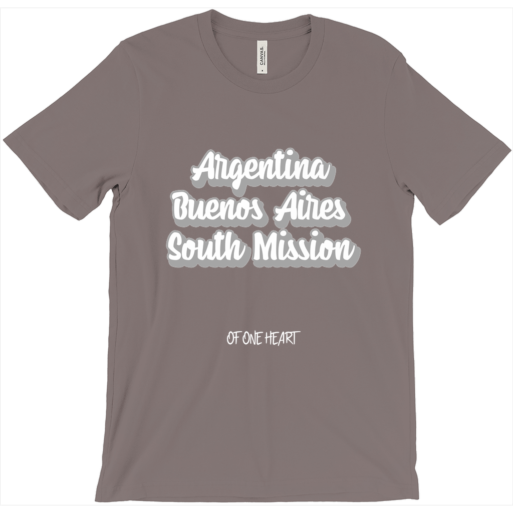 Argentina Buenos Aires South Mission T-Shirt