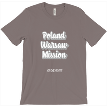 Load image into Gallery viewer, Poland Warsaw Mission T-Shirt