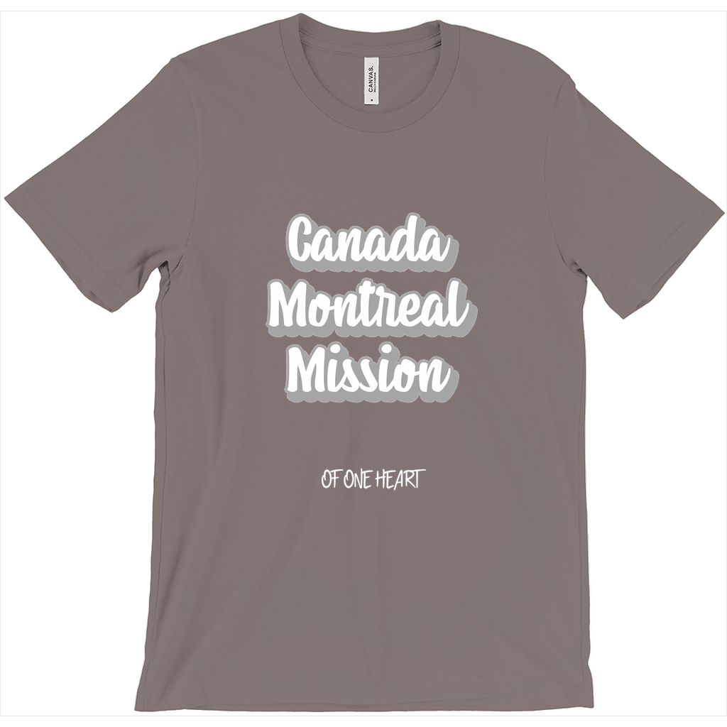 Canada Montreal Mission T-Shirt