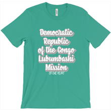 Load image into Gallery viewer, Democratic Republic of the Congo Lubumbashi Mission T-Shirt