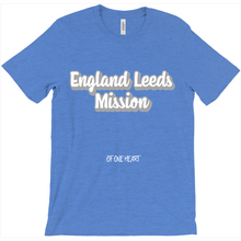 Load image into Gallery viewer, England Leeds Mission T-Shirt