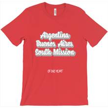 Load image into Gallery viewer, Argentina Buenos Aires South Mission T-Shirt