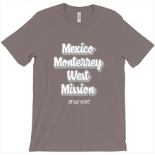Load image into Gallery viewer, Mexico Monterrey West Mission T-Shirt