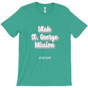 Utah St. George Mission T-Shirt