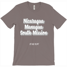 Load image into Gallery viewer, Nicaragua Managua South Mission T-Shirt