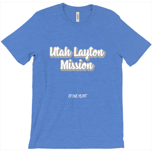 Utah Layton Mission T-Shirt