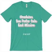 Load image into Gallery viewer, Honduras San Pedro Sula East Mission T-Shirt