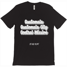 Load image into Gallery viewer, Guatemala Guatemala City Central Mission T-Shirt