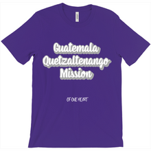 Load image into Gallery viewer, Guatemala Quetzaltenango Mission T-Shirt