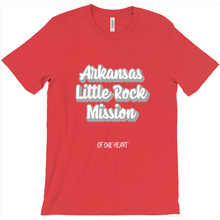 Load image into Gallery viewer, Arkansas Little Rock Mission T-Shirt