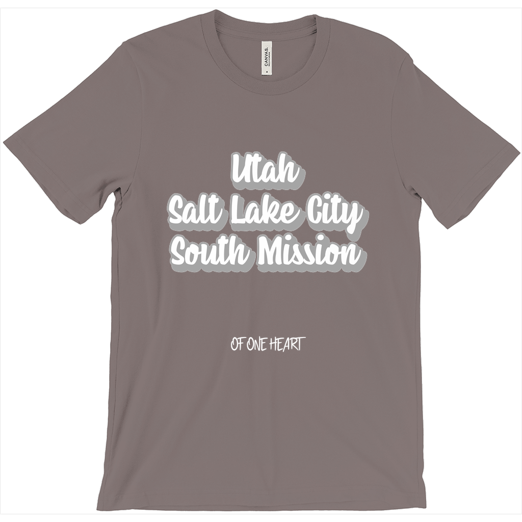 Utah Salt Lake City South Mission T-Shirt