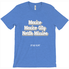 Load image into Gallery viewer, Mexico Mexico City North Mission T-Shirt