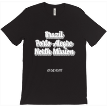 Load image into Gallery viewer, Brazil Porto Alegre North Mission T-Shirt