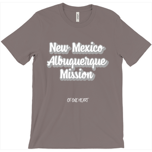 New Mexico Albuquerque Mission T-Shirt