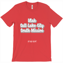 Load image into Gallery viewer, Utah Salt Lake City South Mission T-Shirt