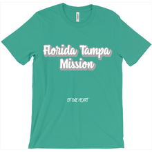 Load image into Gallery viewer, Florida Tampa Mission T-Shirt