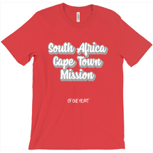 Load image into Gallery viewer, South Africa Cape Town Mission T-Shirt