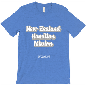 New Zealand Hamilton Mission T-Shirt