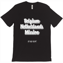Load image into Gallery viewer, Belgium Netherlands Mission T-Shirt