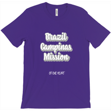 Load image into Gallery viewer, Brazil Campinas Mission T-Shirt
