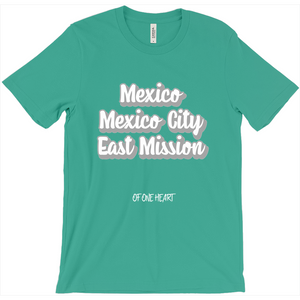 Mexico Mexico City East Mission T-Shirt