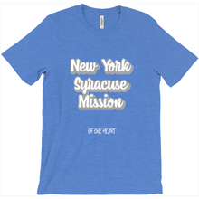 Load image into Gallery viewer, New York Syracuse Mission T-Shirt