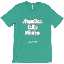 Load image into Gallery viewer, Argentina Salta Mission T-Shirt