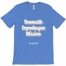 Load image into Gallery viewer, Denmark Copenhagen Mission T-Shirt