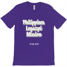 Load image into Gallery viewer, Philippines Legazpi Mission T-Shirt