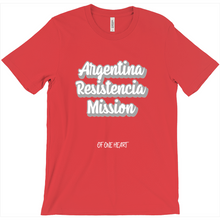 Load image into Gallery viewer, Argentina Resistencia Mission T-Shirt