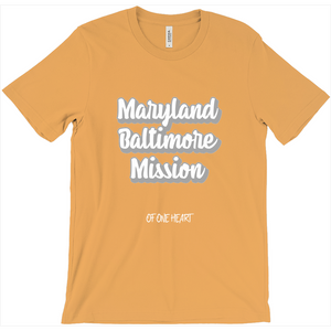 Maryland Baltimore Mission T-Shirt