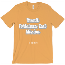 Load image into Gallery viewer, Brazil Fortaleza East Mission T-Shirt