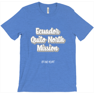 Ecuador Quito North Mission T-Shirt