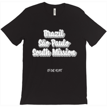 Load image into Gallery viewer, Brazil São Paulo South Mission T-Shirt