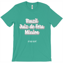 Load image into Gallery viewer, Brazil Juiz de Fora Mission T-Shirt