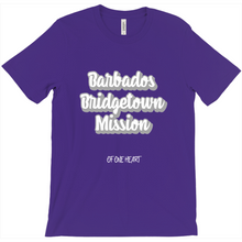 Load image into Gallery viewer, Barbados Bridgetown Mission T-Shirt