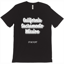Load image into Gallery viewer, California Sacramento Mission T-Shirt