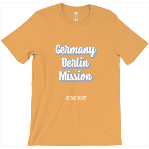 Germany Berlin Mission T-Shirt