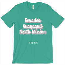 Load image into Gallery viewer, Ecuador Guayaquil North Mission T-Shirt