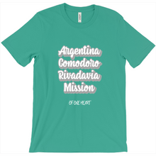 Load image into Gallery viewer, Argentina Comodoro Rivadavia Mission T-Shirt
