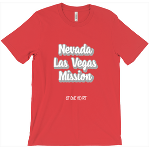 Nevada Las Vegas Mission T-Shirt