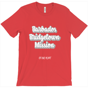 Barbados Bridgetown Mission T-Shirt