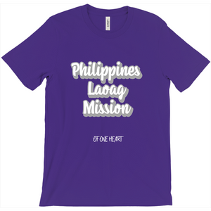 Philippines Laoag Mission T-Shirt