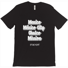 Load image into Gallery viewer, Mexico México City Chalco Mission T-Shirt