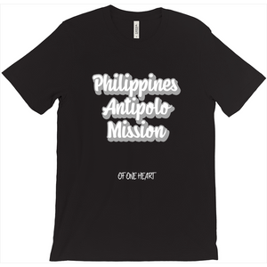 Philippines Antipolo Mission T-Shirt